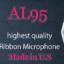 リボンマイク,リボンマイクロホン,レコーディング,高音質,Samar Audio,AL95