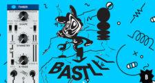 bastl instruments,timber,ウェーブシェーパー,ウェーブフォルダー,Wave Shaper,ウェーブシェーピング,ユーロラック,