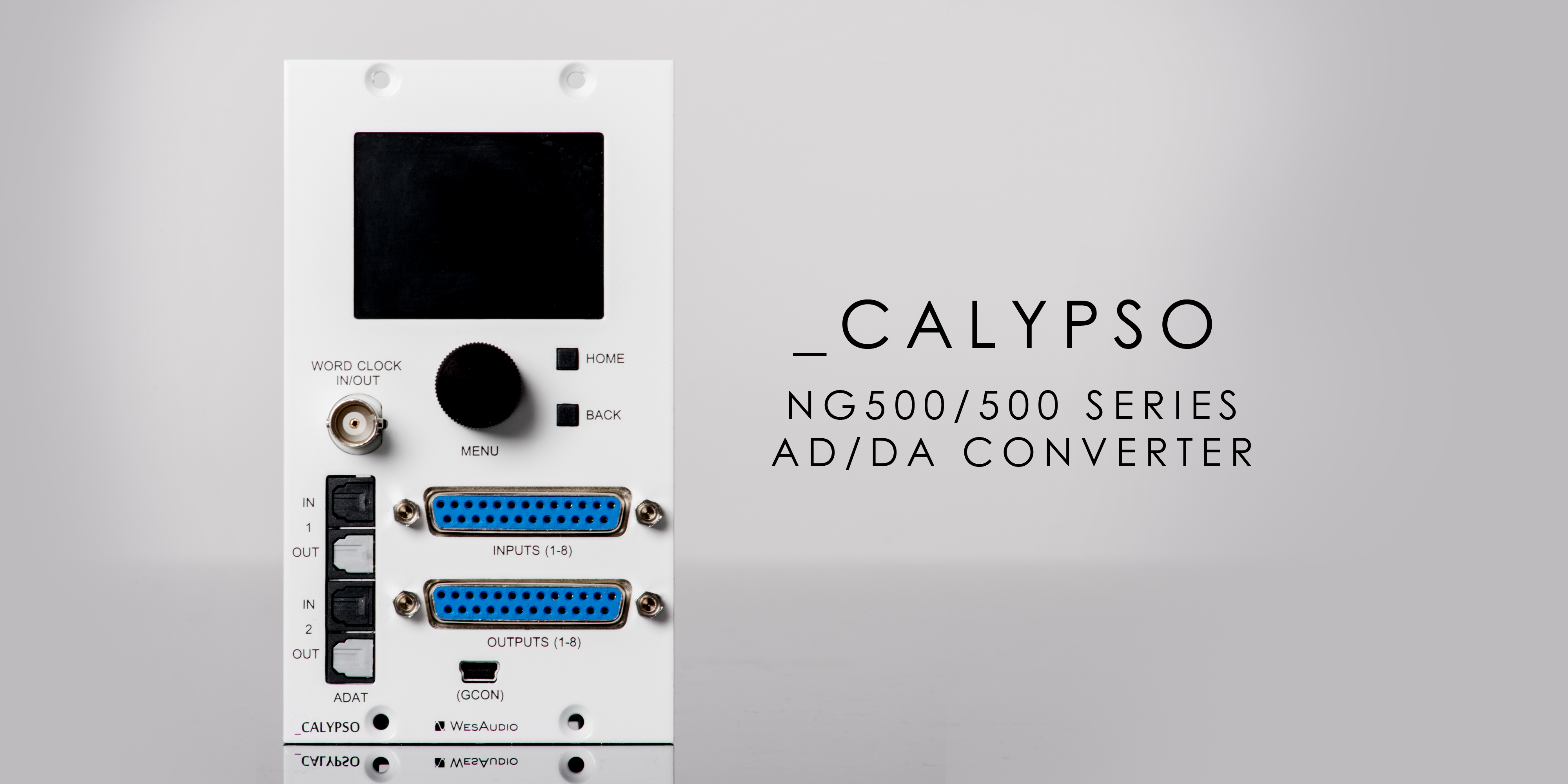 API500,VPR,ADコンバーター,DAコンバーター,AD/DA,ランチボックス,ルーティング,WesAudio,_Calypso