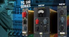 API500モジュール,マイクプリ,イコライザー,EQ,コンプレッサー,リミッター,Chandler Limited,TG2-500,TG OPTO,TG12345 MKⅣ