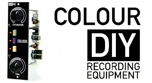 DIY RECORDING EQUIPMENT COULOR
