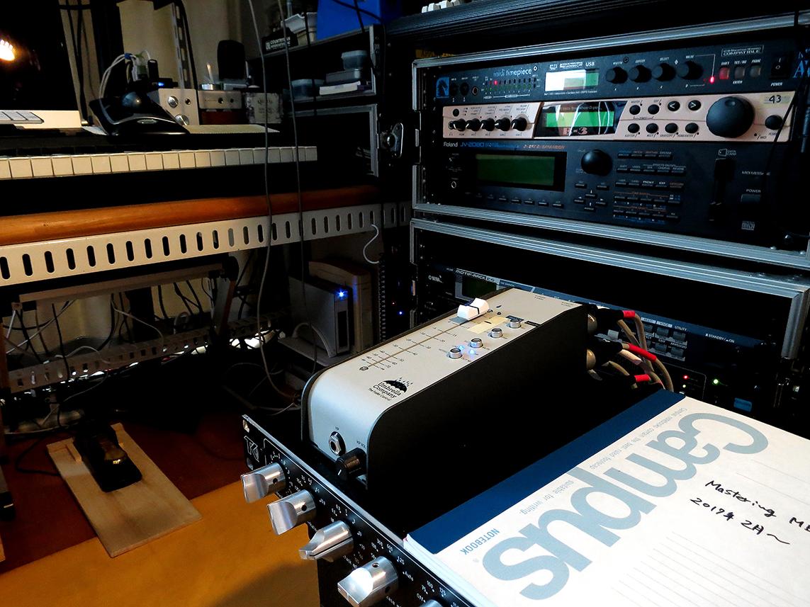 フェーダーボックス,音質,高音質,Umbrella-Company,The Fader Control,レビュー,評価
