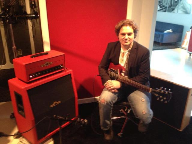 Chandler,真空管ギターアンプ,ブティックギターアンプ,チューブギターアンプ,レコーディング