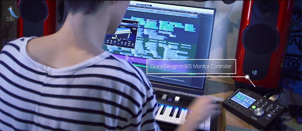 GRACE design m905レビュー,m108レビュー,音質