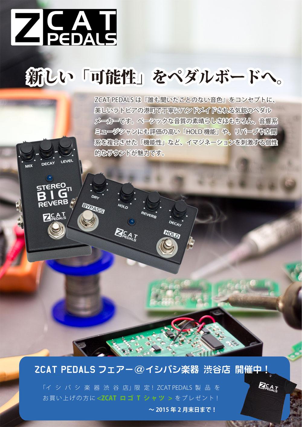 ZCAT-ishibashi-shibuya-poster