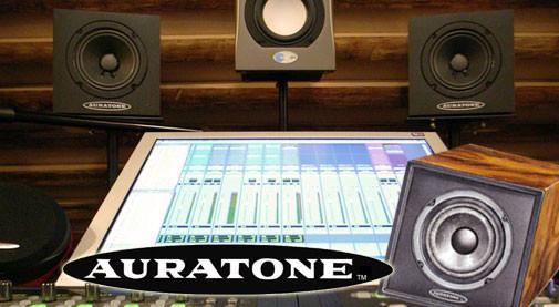 Auratone 5C スピーカー レビュー 評価