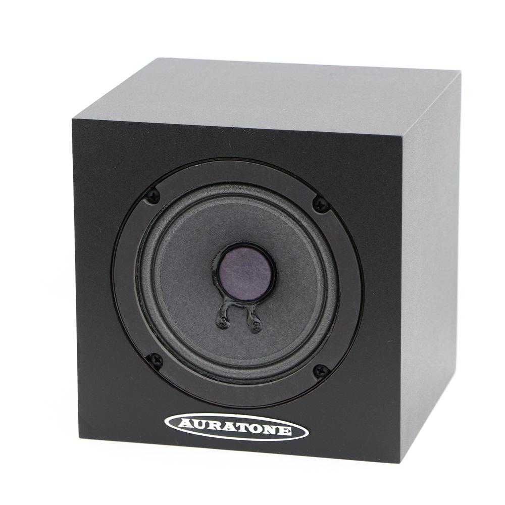 auratone,オーラトーン,フルレンジモニタースピーカー.5C SUPER SOUND CUBE