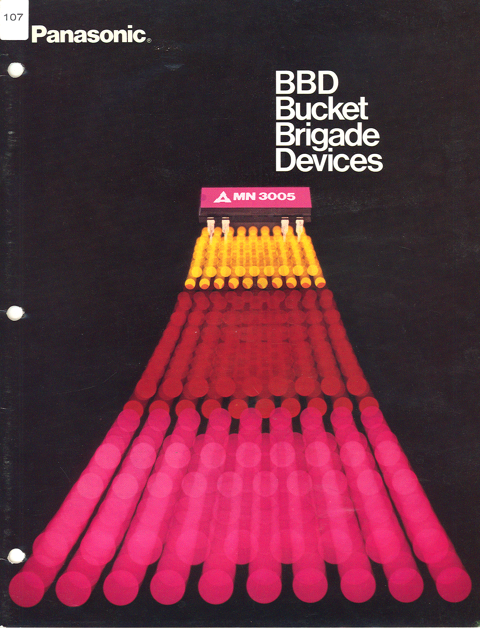 Bucket Brigade Devices,BBD,アナログディレイ