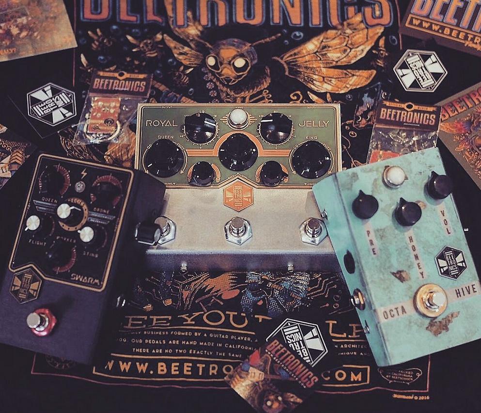 Beetronics,ビートロニクス,エフェクター,ギターペダル,ファズ