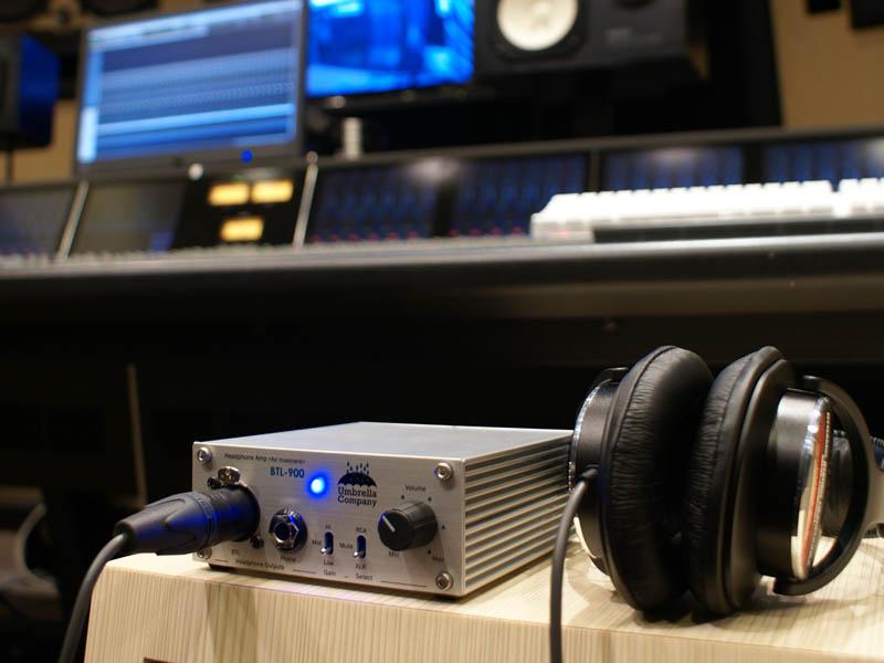 BTL-900 ヘッドホンアンプ レビュー 評価 音質