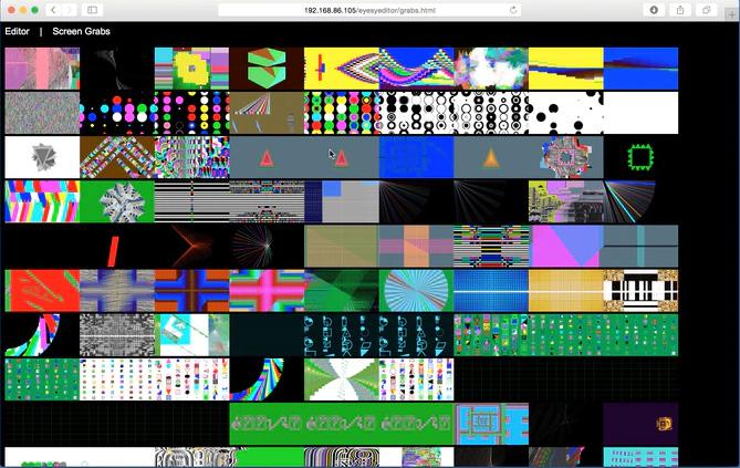 critter&guitari,クリッターアンドギタリ,クリッター&ギターリ,ビデオシンセサイザー,EYESY,ETC,ビデオシンセ,音楽に同期した映像
