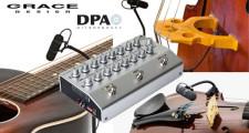 アコースティックギター,アンプリファイ,マイク,ピックアップ,マグ ネットピックアップ,ピエゾピックアップ,チェロ,バイオリン,ダブル ベース,コントラバス,アコースティックベース,アコギピックアップ, 音質、DPA4099,GRACE design Felix,アコギアンプリファイ,アコギラ イブ,アコギアンプ,アコギプリアンプ,