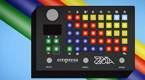 Empress Effects,ZOIA,エンプレス,ゾイア