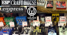 ESP Craft House,ESPクラフトハウス,Empress Effects,Walrus Audio