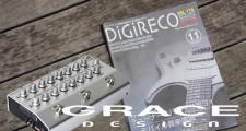 GRACE DESIGN,FELIX,アコースティックギター,プリアンプ、高音質,レビュー,評価,ブレンダー