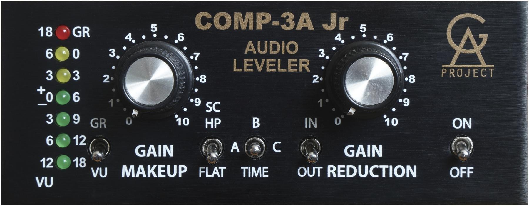 Golden Age Project / Comp-3A Jr  伝説のビンテージ・コンプ LA-3Aを再現しながらもコストパフォーマンスを追求