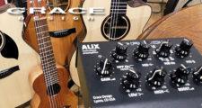 GRACE design,AliX,FELiX,グレースデザイン,アリックス,アコースティックギター,ピックアップ,プリアンプ,レビュー,音質,アコギピックアップお勧め