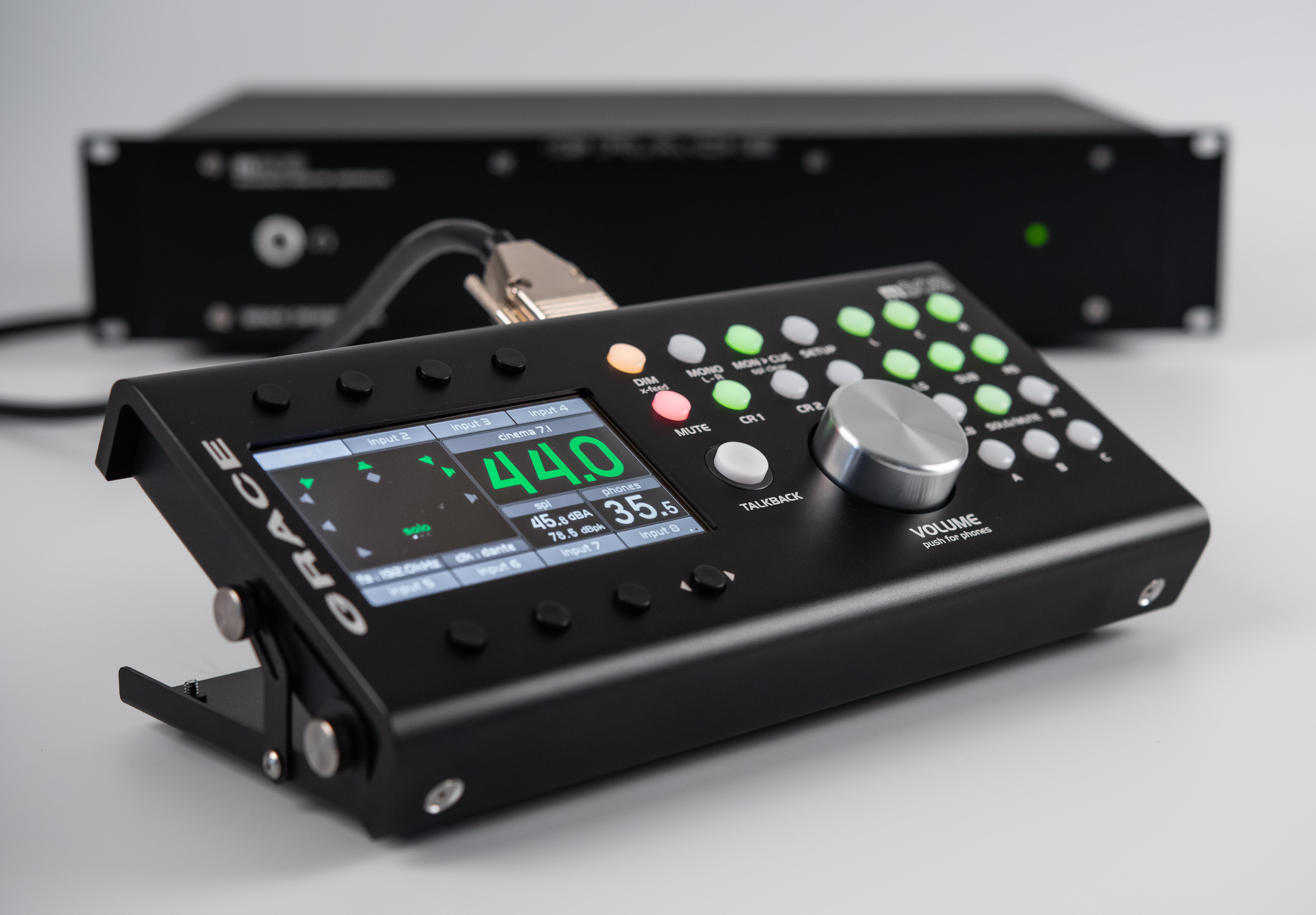サラウンドモニターコントローラー,サラウンドモニタリング,サラウンドスタジオモニター,サラウンドモニターコントローラ,Gracedesihn,m908,イマーシブサラウンドモニター