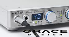 GRACE design m920 ヘッドホンアンプ