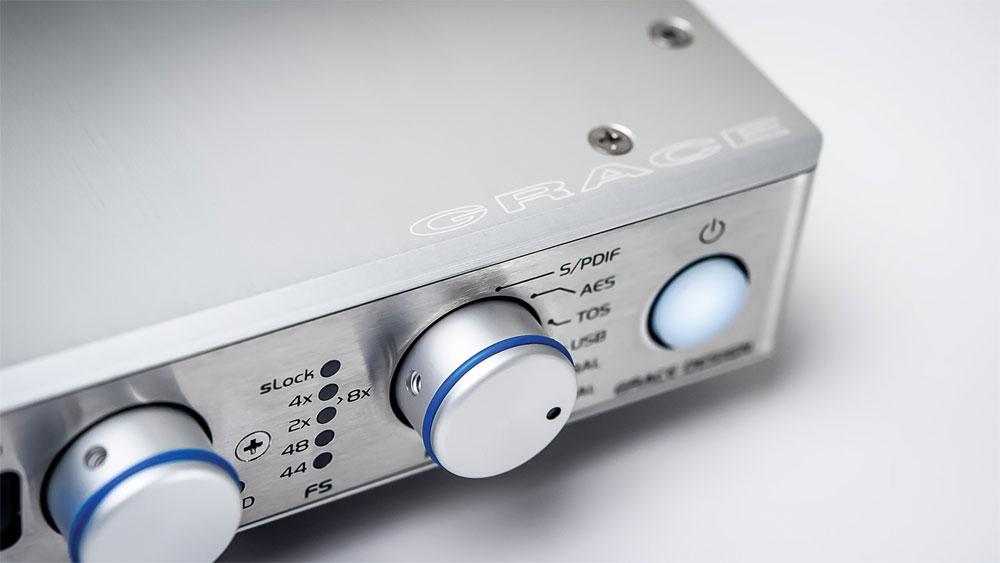 Grace design m920 高音質 USB DAC ヘッドホンアンプ