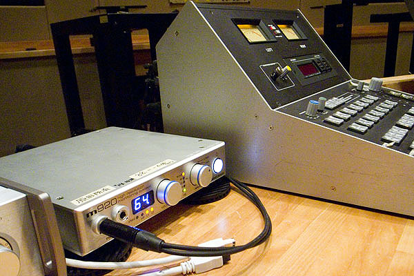 Grace design m920 DAC ヘッドホンアンプ レビュー 評価 音質
