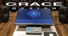 GRACE design m908,サラウンドモニターコントローラ,SONY 360 Reality Audio,360RA