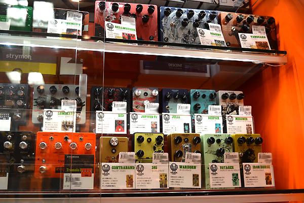 Walrus Audio,ウォルラスオーディオ,Empress Effects,大阪,関西,試奏,展示店