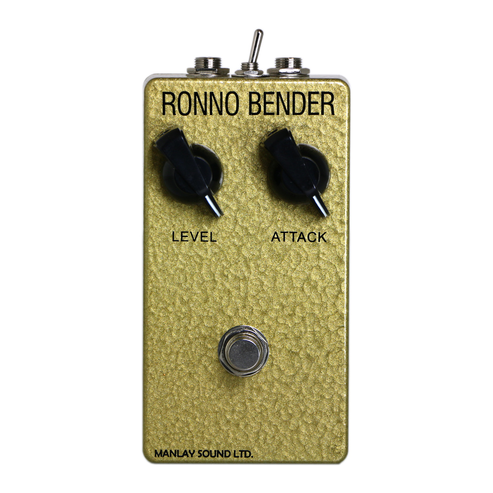 MANLAY SOUND RONNO BENDER