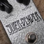 Tone Bender mk2,トーンベンダー,ファズ,Sola Sound,ジミーペイジファズ,Jimmy Page Fuzz,ジミーペイジ エフェクター