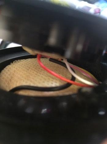 SONY MDR-CD900ST改造、音質向上、リケーブル