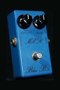 MXR Blue Box ファズ