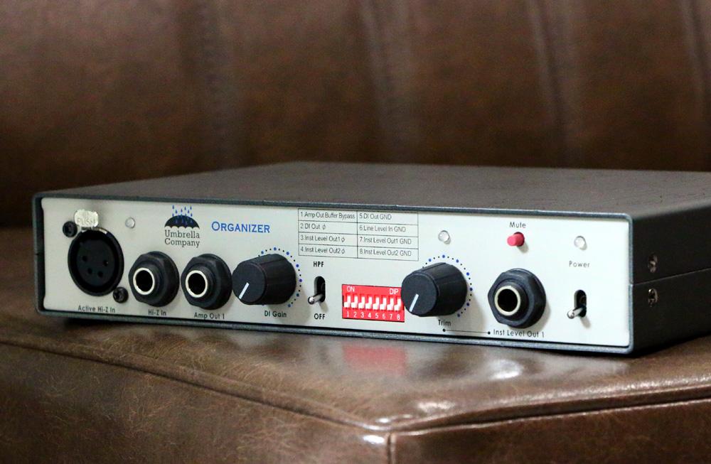 高音質DI,高音質ダイレクトボックス,リアンプ,逆DI,ギターDI,ベースDI,レベルコンバート,DIチューナーアウト,リバースDI