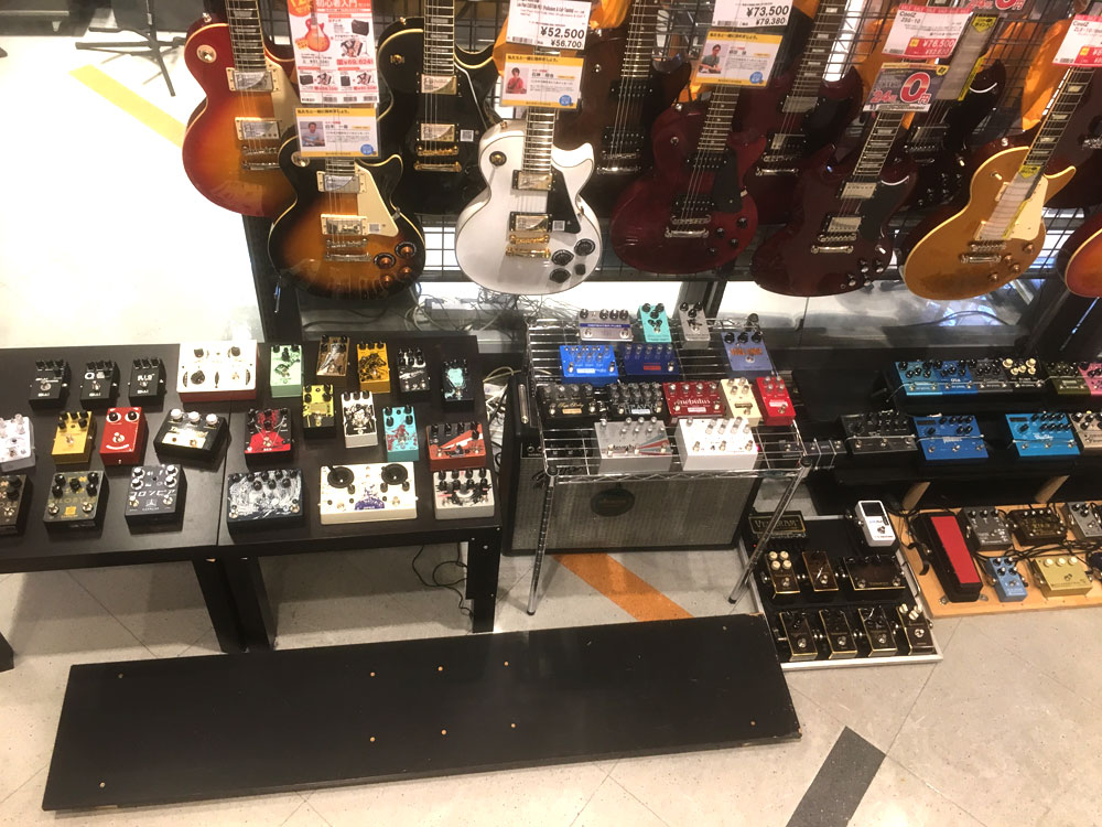 島村楽器 ラゾーナ川崎店