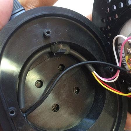 SONY MDR-CD900ST,ヘッドホン, モディファイ,改造,音質