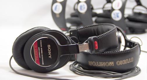 SONY MDR-CD900ST ヘッドホン改造 音質 モディファイ