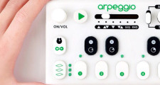Arpeggio Synth,Tangible Instruments
