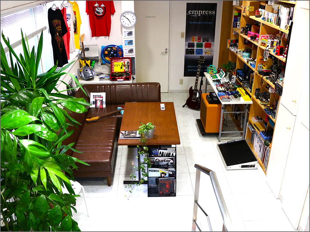 エフェクター,ギターペダル,オフ会,ミーティング,パブリックオープンデイ,アンブレラカンパニー