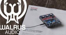 WALRUS AUDIO,DEFCON4,レビュー,音質、高音質バッファー,EQ,ブースター