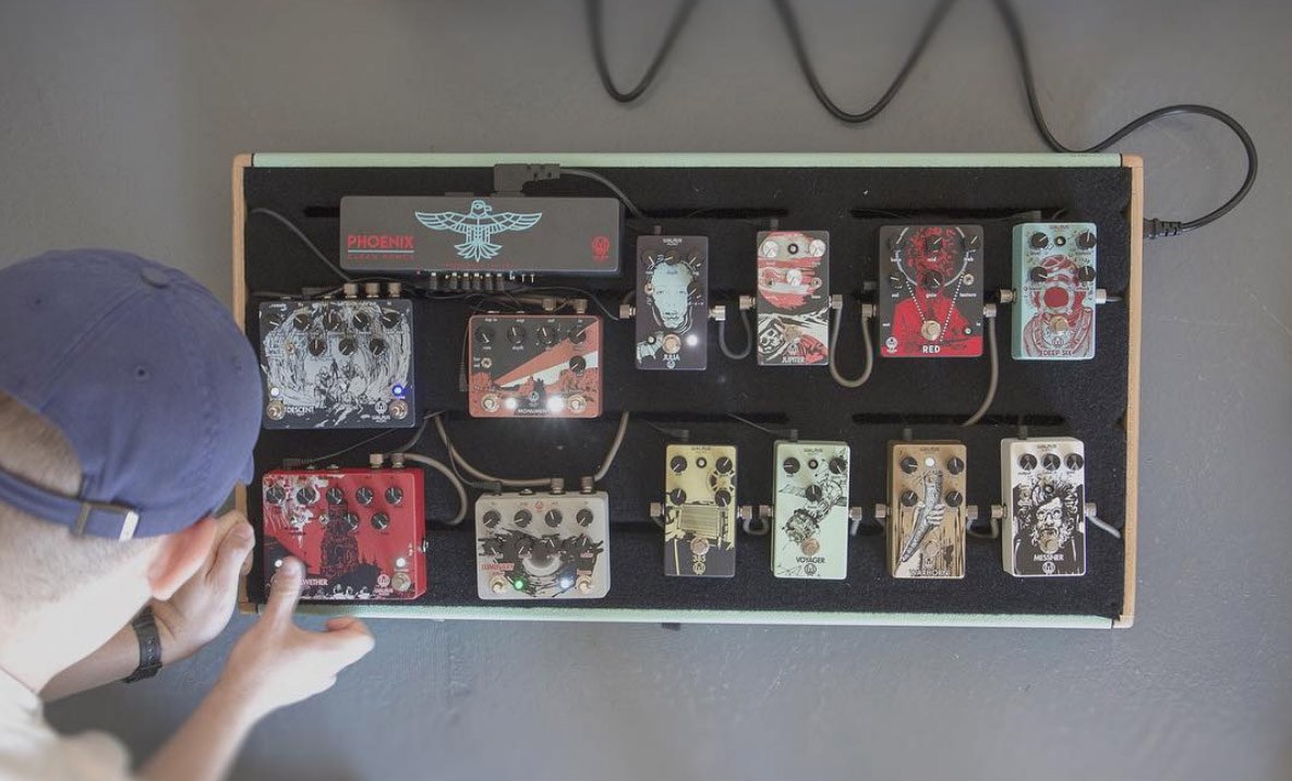 Walrus Audio,高音質,エフェクター,ギターペダル,おすすめエフェクター,歪みエフェクターおすすめ,レビュー