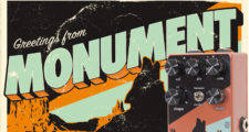 Walrus Audio,Monument V2,トレモロ,エフェクター,ペダル,揺れ,ユニバイブ,ロータリースピーカー,ハモンド