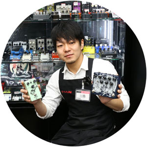 WALRUS AUDIO × イシバシ楽器新宿