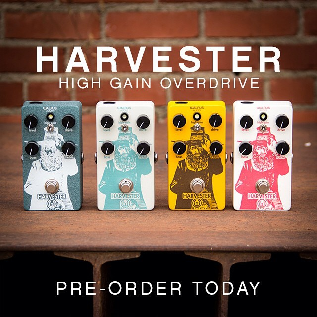 Walrus Audio Harvester