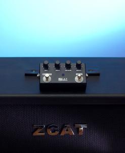 ZCAT PEDALS、ジーキャットペダル、高音質リバーブ、エフェクター、ペダル