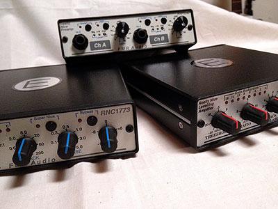 FMR Audio RNC1773(E) コンプレッサー
